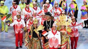 Reer Indonesia iyaguna sidanay u soo labisteen