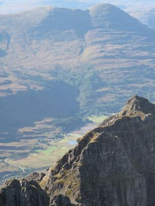 View of Liathach