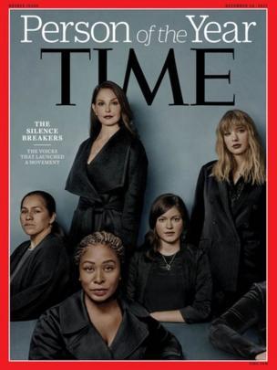 Portada de la revista Time (Foto: Time)