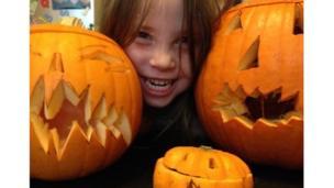 Nina's pumpkins