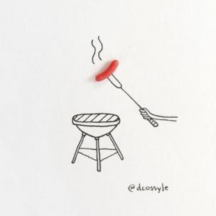 Bữa thịt nướng