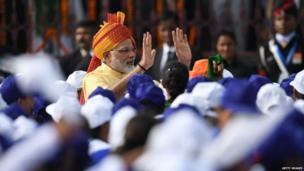 भारत में आज़ादी का जश्न