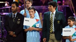 பாகிஸ்தானுடன் பல போட்டிகளில் இந்தியா வெற்றியடைந்ததற்கு தோனியின் ஆட்டமும், தலைமையும் பெரும் பங்கு வகித்தது