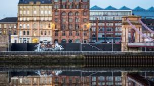 Graffiti in Glasgow