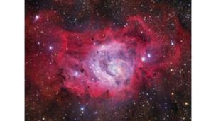 Titulo da foto: M8 Lagoon Nebula