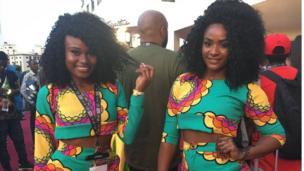 Angolan Dancers