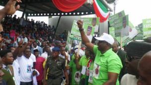 Babban taron jam'iyyar PDP a Abuja