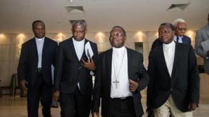 La Conférence épiscopale nationale du Congo (CENCO) organise depuis le 8 décembre des pourparlers entre l'opposition et le pouvoir pour trouver un consensus après l'expiration du second mandat de Joseph Kabila.