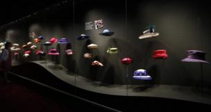 Hats worn by The Queen