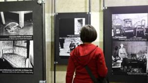 معرض صور لمخبأ هتلر