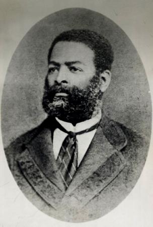 Retrato de Luís Gama, o ex-escravo que se tornou advogado de escravos