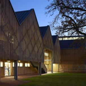 Art and Design Building, Bedales School, Petersfield by Feilden Clegg Bradley Studios