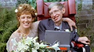 इलेन मेसनसँग हकिङ, सन् १९९५