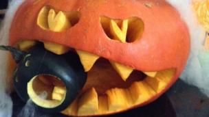 Lewis's pumpkin