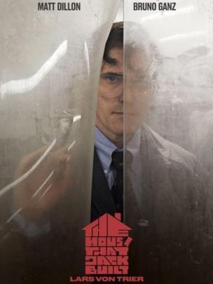 Carátula de la película The House That Jack Built, de Lars von Trier