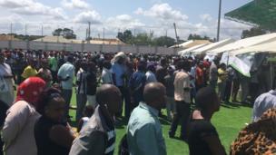 Uwanja wa Mbuzi