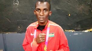 Bondia Shafi Bakari wa Kenya
