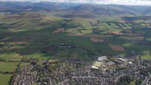 Biggar and the Southern Uplands