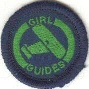 Air mechanic badge
