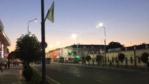 2 sentyabr tunida Samarqand markazi bo'shab qoldi.