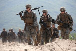 คอบร้าโกลด์เป็นการฝึกซ้อมทางทหารที่ใหญ่ที่สุดในเอเชียตะวันออกเฉียงใต้