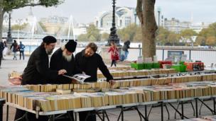 Патриарх и книжки