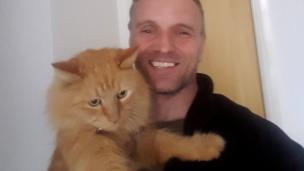 Ginge and Simon