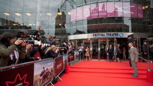 The Edinburgh International Film Festival 2017 got underway with a glittering red carpet event for the UK premiere of God's Own Country, written and directed by Francis Lee, at Edinburgh's Festival Theatre.