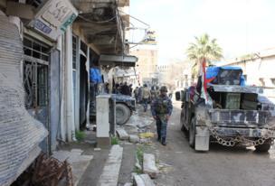 شوارع الموصل