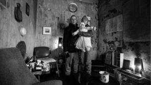 Жизнь бездомных в Москве