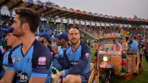 ورلڈ الیون، پاکستانت کرکٹ
