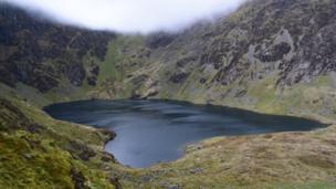 Cadair Idris, Gwynedd