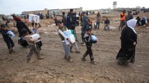 Mosul, Irak, perang
