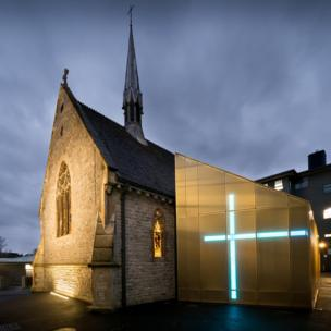 University of Winchester Winton Chapel, Winchester by Design Engine Architects Ltd