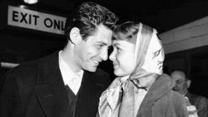 Debbie Reynolds e Eddie Fisher