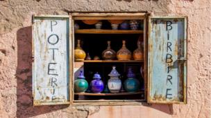 Window in Morocco