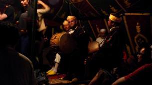 The master musicians of Joujouka