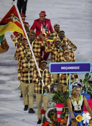 Mozambique-na qaabkan ka gadisan kuwii hore ayay la yimaadeen