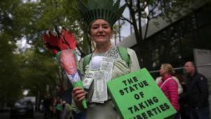 अर्थ डे पर मार्च फॉर साइंस रैली