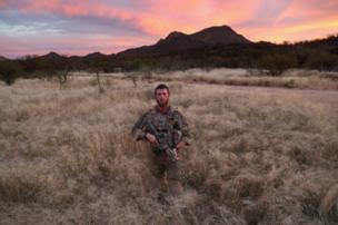 กองกำลังอาสาสมัครออกลาดตระเวนบริเวณชายแดนสหรัฐฯ-เม็กซิโก