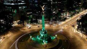 Ангел Незалежності у Мехіко