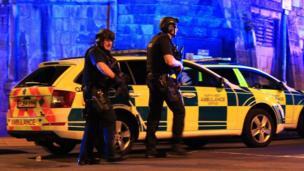Silahlı polis