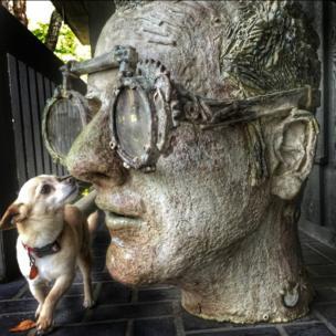 Escultura en Columbia, Carolina del Sur