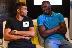Le Jamaïcain Usain Bolt, l'athlète le plus titré de l'histoire des Jeux olympiques, désigne le Sud-africain Van Niekerk comme son successeur.