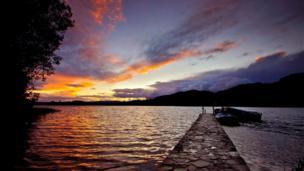 Lake of Mentieth