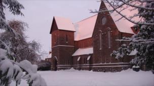 St Andrews Church, Brechin