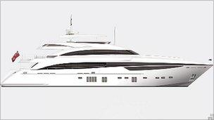 Plymouth Yacht Builders Princess Start Biggest Boat Yet