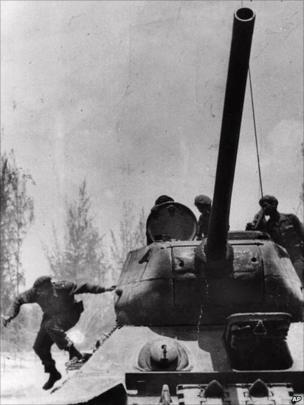Fidel Castro tank