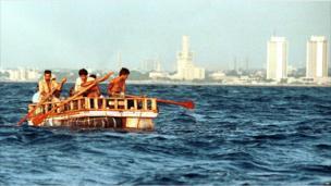 Küba'dan kaçanlar