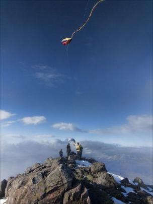 Schiehallion kites